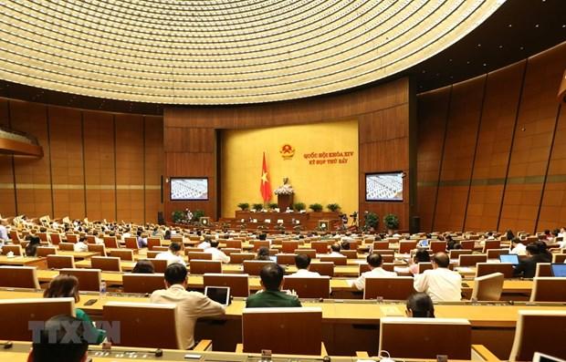 Assemblee nationale: des projets de loi sur les administrations en debat hinh anh 1