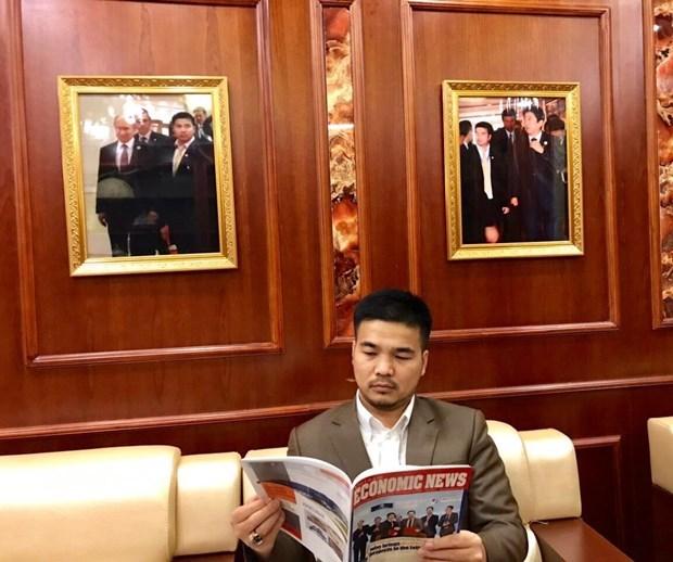 Le Vietnam, le pays ou il fait bon aussi creer sa start-up hinh anh 1
