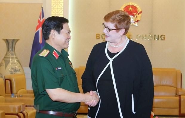 Le Vietnam est un partenaire important de l'Australie hinh anh 1