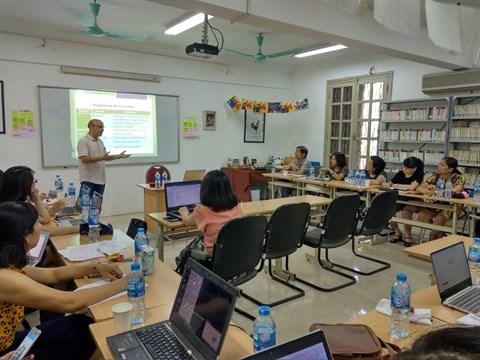 Les didactiques des sciences sociales au cœur d'un seminaire a Hanoi hinh anh 1