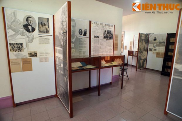 Le musee Yersin a Nha Trang hinh anh 1
