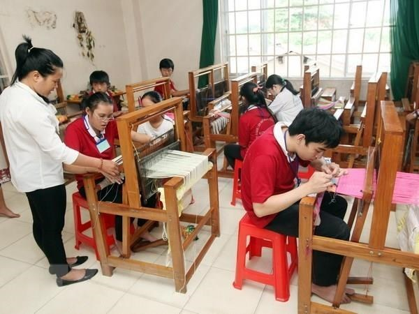 Le Vietnam s'engage a garantir les droits des personnes handicapees hinh anh 1