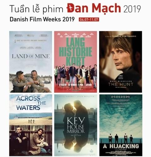 """Bientot la """"Semaine du film danois"""" a Hue et Da Nang hinh anh 1"""