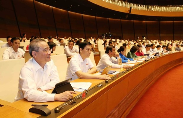 L'Assemblee nationale approuve trois resolutions importantes hinh anh 1