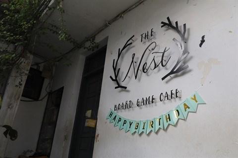 A Hanoi, deux cafes proposent des jeux de societe hinh anh 2