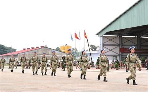 Le Vietnam contribuera davantage aux activites de l'ONU hinh anh 1