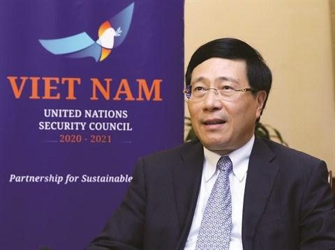 Le Conseil de securite de l'ONU et les priorites du Vietnam pour son mandat 2020-2021 hinh anh 1