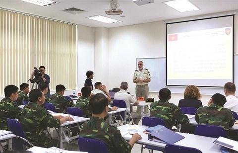 MINUSS : Le Vietnam peaufine ses preparatifs hinh anh 1