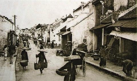 En parlant des anciens cadastres de Hanoi hinh anh 1