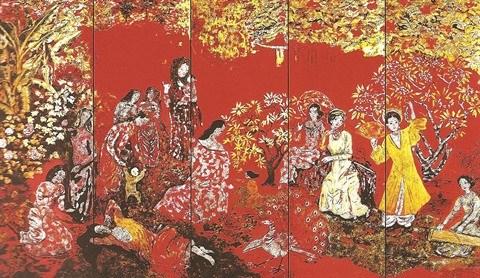 Conservation-restauration de peintures: les musees nationaux a la traine hinh anh 1