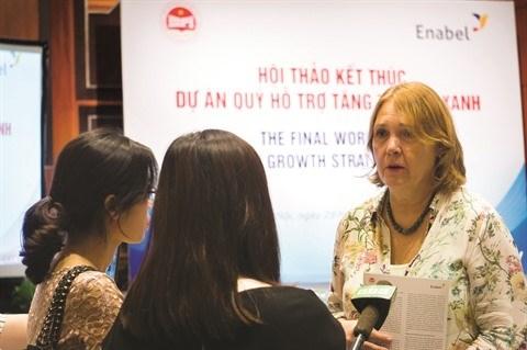 Comment la Belgique soutient la strategie vietnamienne de croissance verte hinh anh 1