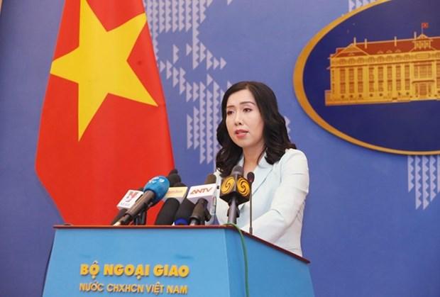 Le Vietnam s'expose sur la fraude commerciale et des questions maritimes hinh anh 1