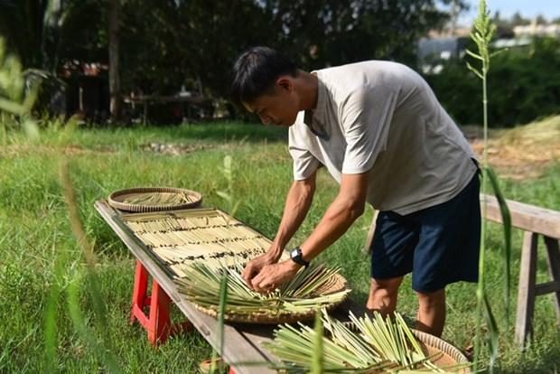 Tran Minh Tien : la passion de l'ecologie hinh anh 1