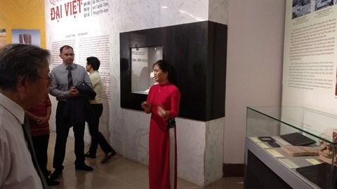 Exposition: sur les traces des differents noms et capitales vietnamiens hinh anh 1