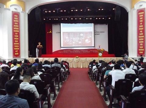 La technologie financiere au cœur d'une conference a Hanoi hinh anh 1
