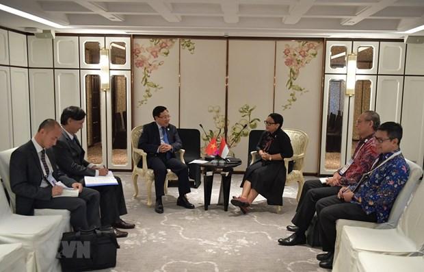 Le Vietnam resolu a resserrer ses liens avec l'Indonesie hinh anh 1