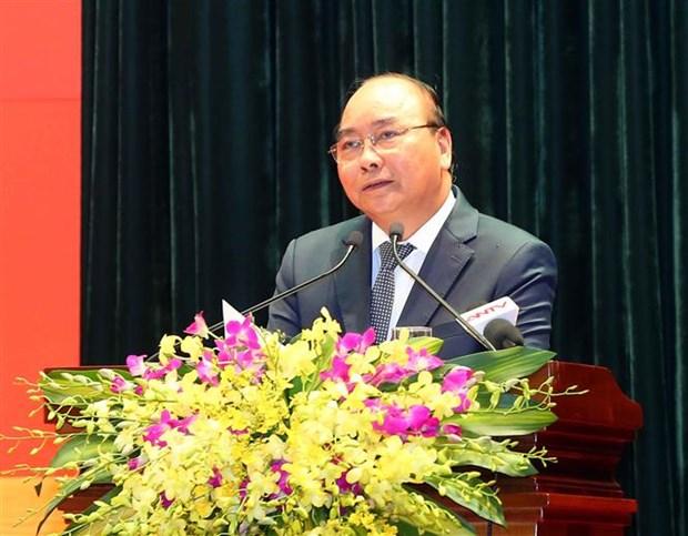 Le PM assigne des taches aux forces de securite publique hinh anh 1