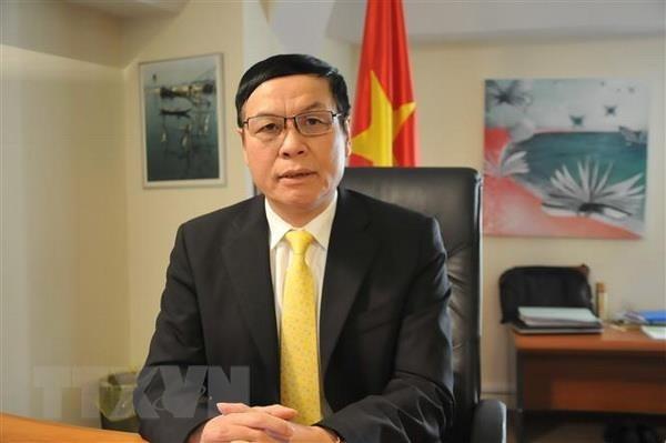 Jalon important des relations commerciales Vietnam-UE hinh anh 1