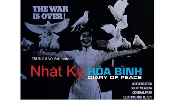 Exposition « Carnets de paix » se tiendra le 2 juillet a Hanoi hinh anh 1