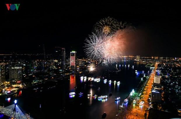 Da Nang et son festival international de feux d'artifices hinh anh 1