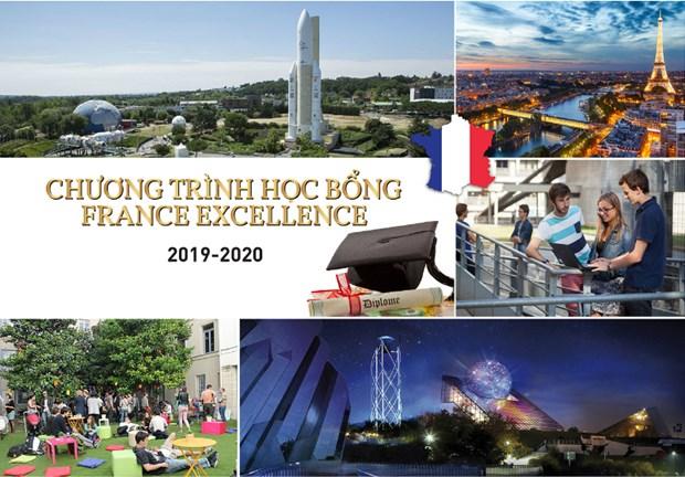 Bourses d'excellence du gouvernement francais a 26 etudiants vietnamiens hinh anh 1