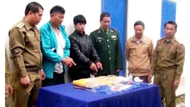 Le Vietnam a signe 8 accords bilateraux sur la prevention et la lutte anti-drogue hinh anh 1