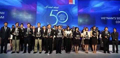 MWG, HBC et Vietjet au top des 50 entreprises les plus performantes hinh anh 1