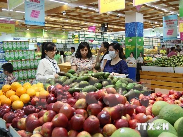 Les prix a la consommation en baisse de 0,04% a Ho Chi Minh-Ville hinh anh 1