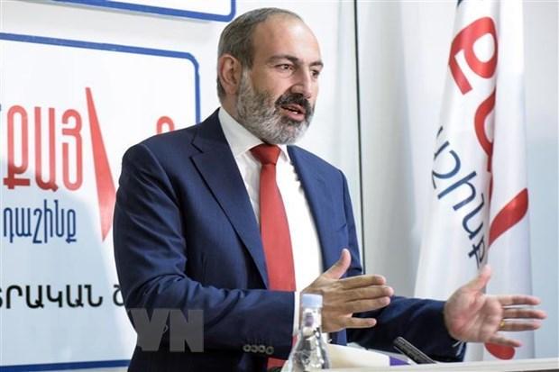 Le Premier ministre armenien attendu au Vietnam hinh anh 1