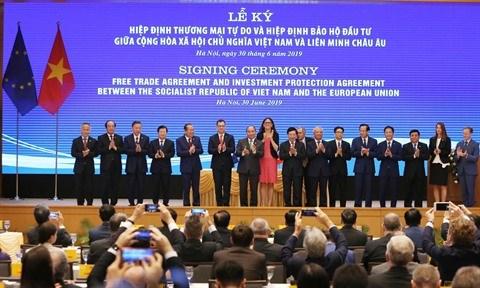 L'ALE UE-Vietnam donne un nouvel elan au partenariat bilateral hinh anh 1