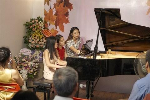 L'Academie canadienne de musique au Vietnam ouvre ses portes hinh anh 2