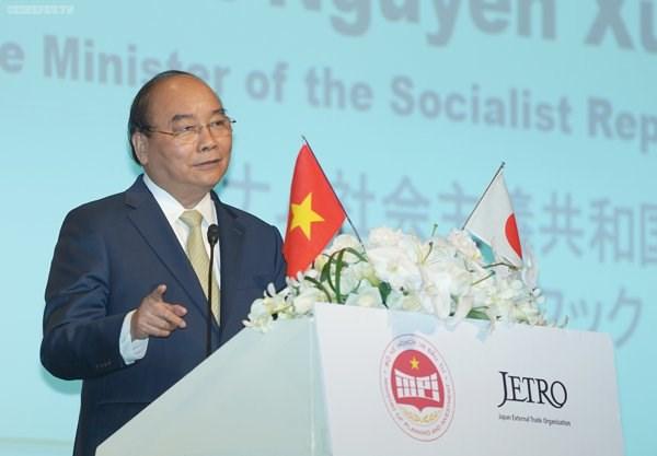 """Le Vietnam sera la """"terre promise"""" pour les investissements japonais hinh anh 1"""