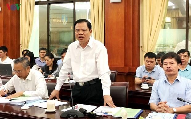Le Vietnam developpe un vaccin contre la peste porcine africaine hinh anh 1