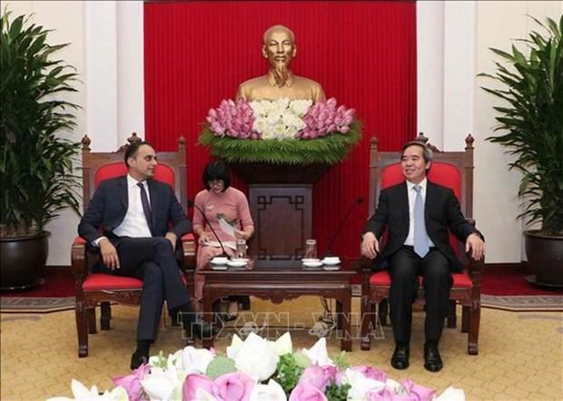 Le Vietnam s'engage a utiliser a bon escient les prets de la BAD hinh anh 1