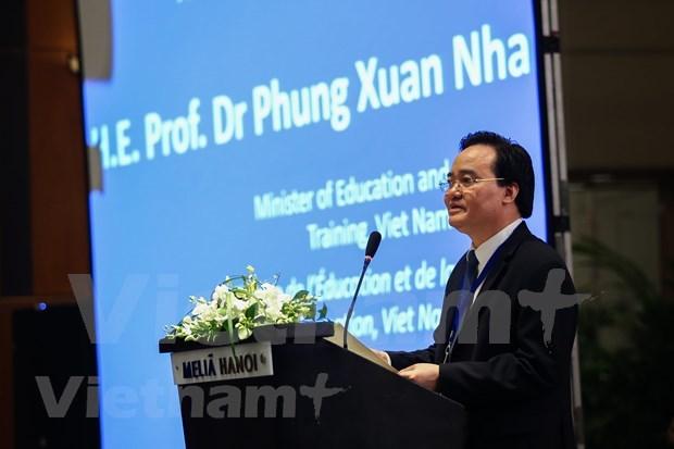 Forum de l'UNESCO sur l'education au developpement durable et a la citoyennete mondiale hinh anh 1