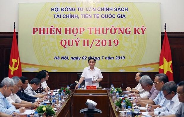 Le gouvernement doit renforcer la stabilite macro-economique hinh anh 1
