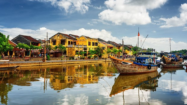 Reconstitution d'une rue culturelle franco-vietnamienne a Hoi An hinh anh 1