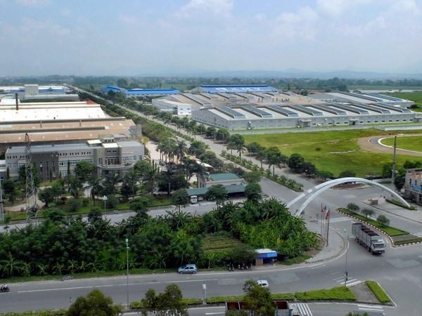 Les ZI et ZE attirent 8,7 milliards de dollars d'IDE au premier semestre hinh anh 1