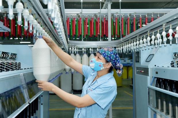 Textile : l'EVFTA va encourager les investissements dans les filieres auxilieres hinh anh 1