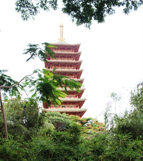 Minh Thanh, une pagode a ne pas manquer a Gia Lai hinh anh 1