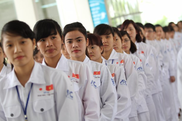 Les entreprises japonaises recherchent d'anciens stagiaires vietnamiens hinh anh 1