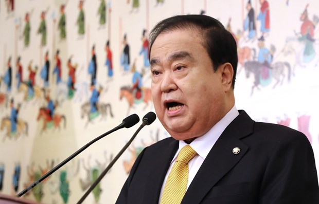 Un dirigeant sud-coreen affirme les efforts d'empecher la violence domestique hinh anh 1
