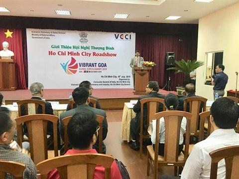 Bientot l'exposition internationale Vibrant Goa et Sommet 2019 hinh anh 1