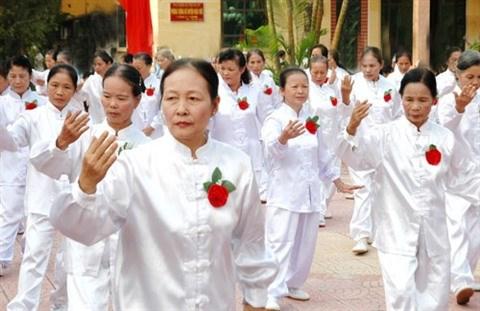 Les defis d'une demographie vieillissante hinh anh 1