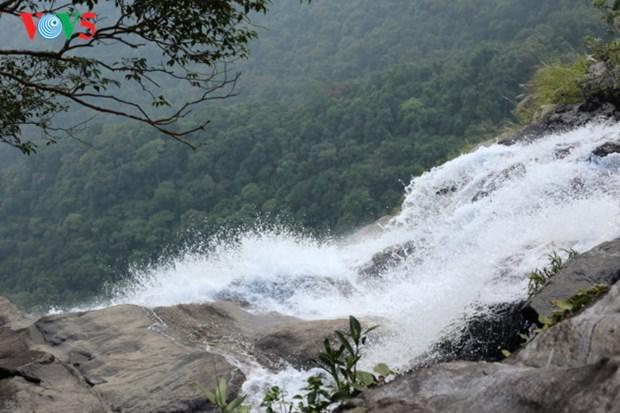 La cascade de Do Quyen hinh anh 1