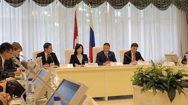 Le Primorie deroule le tapis rouge aux investisseurs vietnamiens hinh anh 1