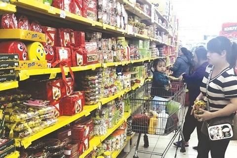 "Le ""made in Vietnam "" conquiert les consommateurs vietnamiens hinh anh 1"