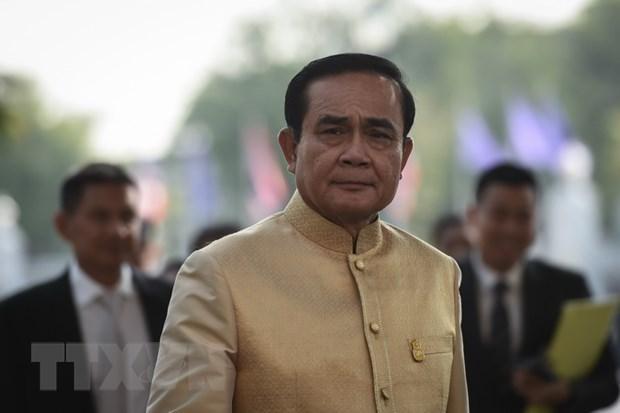 Thailande: les membres du nouveau gouvernement preteront serment hinh anh 1