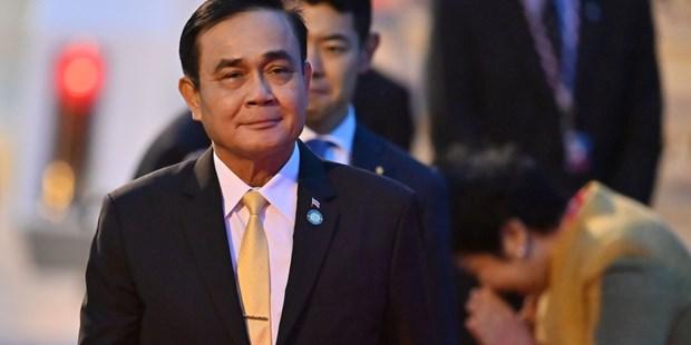 Le Premier ministre thailandais declare la fin du regime militaire hinh anh 1