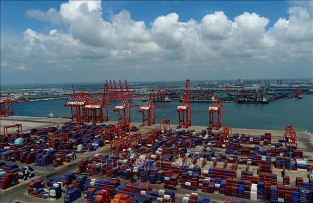 L'ASEAN devient le deuxieme partenaire commercial de Chine hinh anh 1